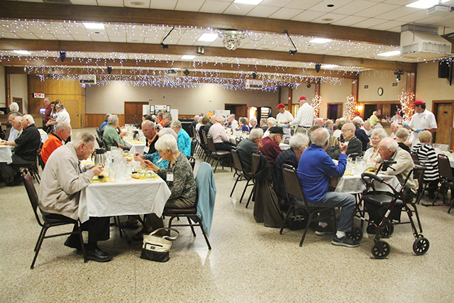 The Friends of South High Foundation recently held an alumni luncheon.