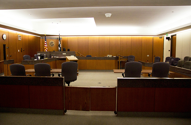 GIFT courtroom