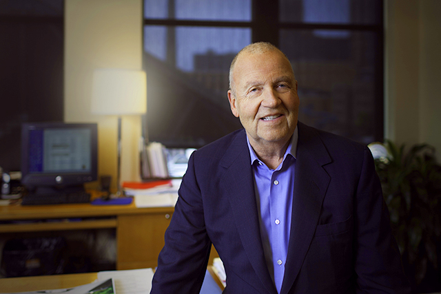 Minneapolis developer Gary Holmes