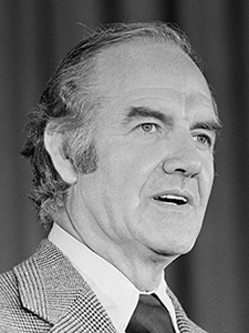 George McGovern in 1972