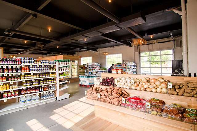The nonprofit Good Grocer
