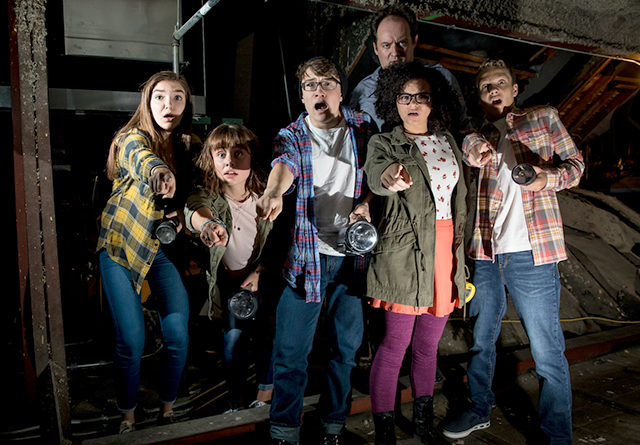 """""""Goosebumps: Phantom of the Auditorium"""" opens Friday at Steppingstone Theatre."""