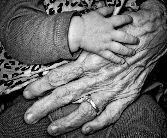 A look at why some older people are more compassionate than others