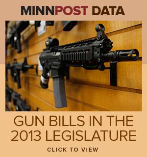 Gun bills in 2013 Legislature