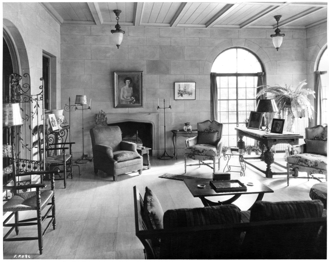 Horace Hills Irvine residence, 1006 Summit, St. Paul, circa 1920