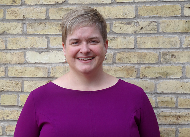 The city's long-range planning director, Heather Worthington