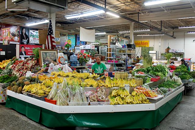 Hmong Village Shopping Center