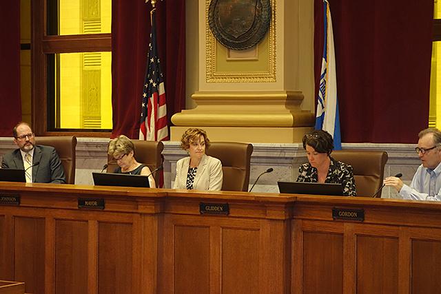 Mayor Betsy Hodges nominated Medaria Arradondo
