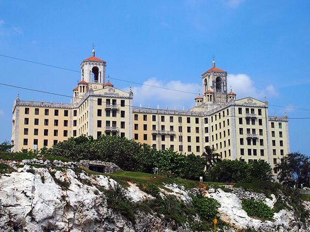 The Nacional has been a Havana landmark since it opened in 1930.