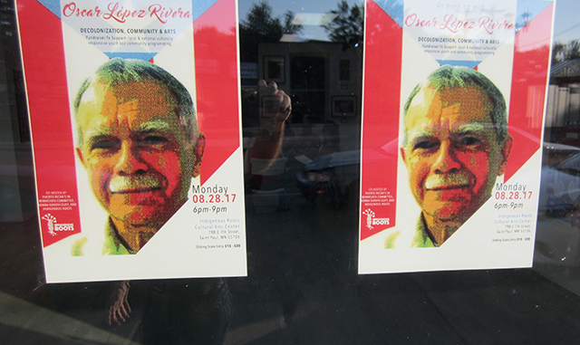 Oscar Lopez Rivera will speak at two Puerto Ricans In Minnesota Committee events