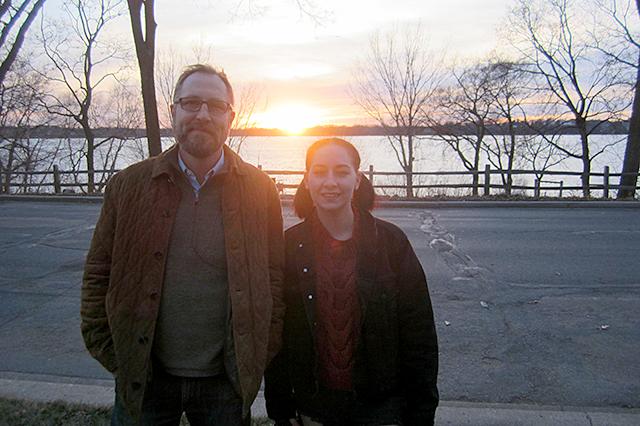 Tim and Emma Prinsen