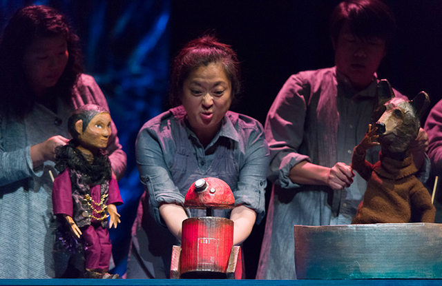 """Mu Performing Arts ends its 2016-17 season with """"Immigrant Journey Project."""""""
