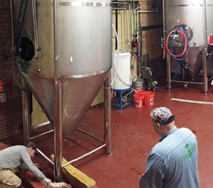Indeed Brewing fermenter