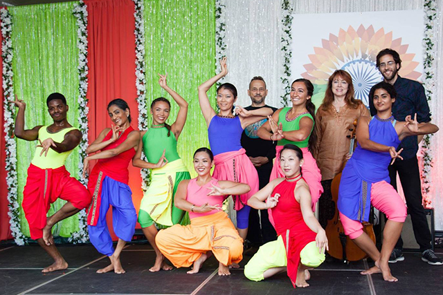 IndiaFest takes place Saturday on the Minnesota State Capitol grounds.
