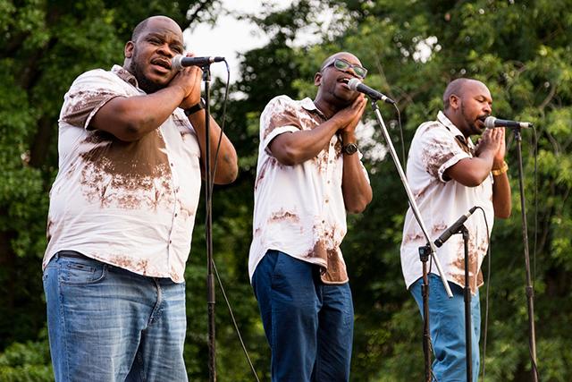 Sommerfest 2018 highlights include the Zimbabwean a capella trio, Insingizi.