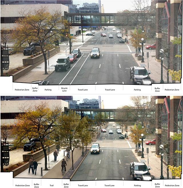 Jackson Street rendering