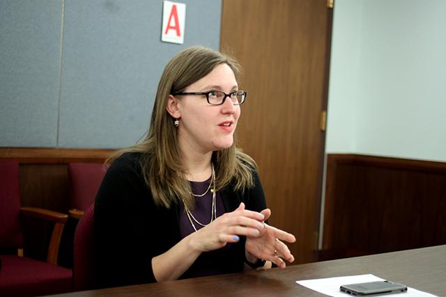 State Rep. Jamie Becker-Finn
