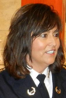 Chief Janee Harteau