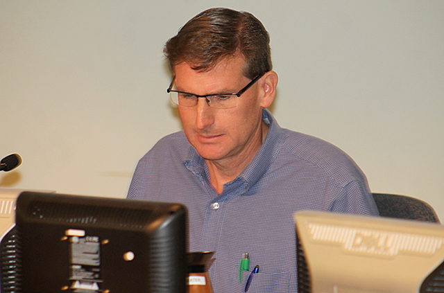 St. Cloud City Council Member Jeff Johnson