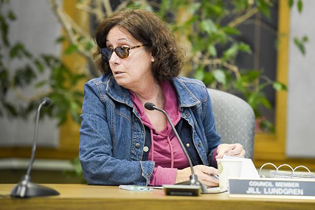 Council Member Jill Lundgren