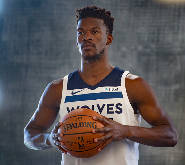 Jimmy Butler is the crown jewel in this not-so-subtle remaking of the Wolves