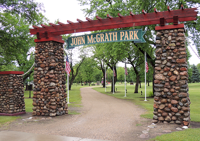 John McGrath Park