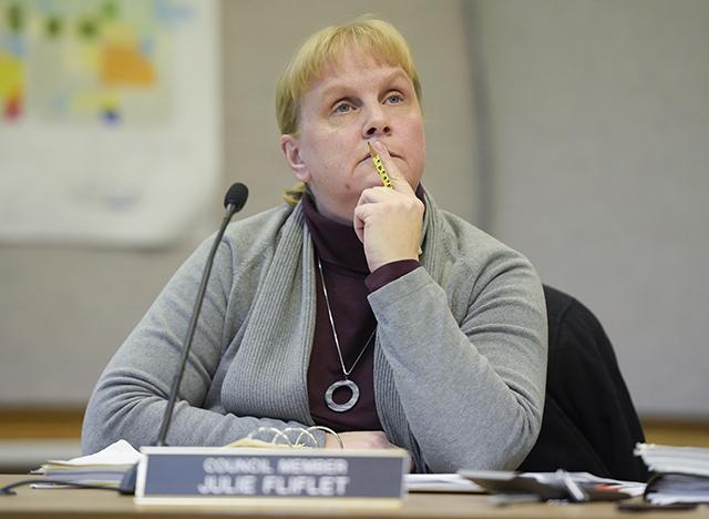 Council Member Julie Fliflet
