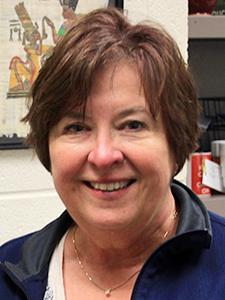 Program Manager Julie Nigon