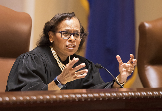 Justice Natalie Hudson