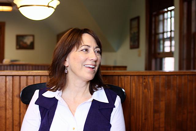 Kathy Buggy
