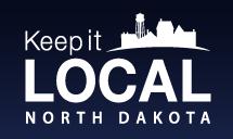 Keep It Local North Dakota