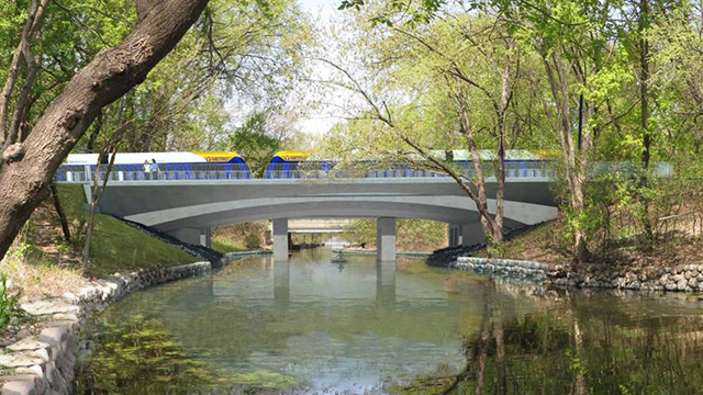 design concepts for bridges over the Kenilworth Channel