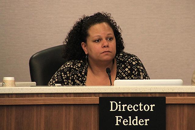 Board Member Kerry Jo Felder