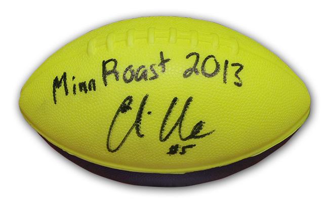 Chris Kluwe MinnRoast football