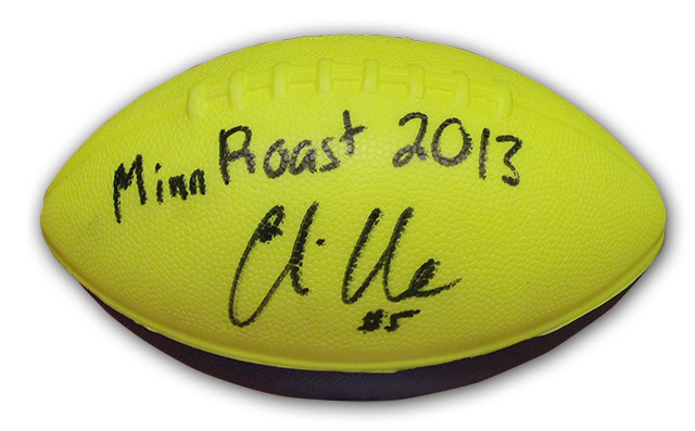 Chris Kluwe MinnRoast football