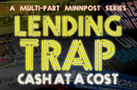 Lending Trap: Cash at a Cost series