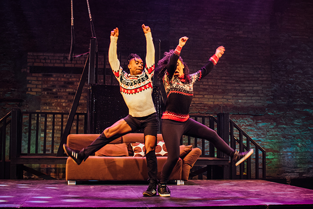 """""""Light of the World"""" has five more performances from now through Dec. 23."""