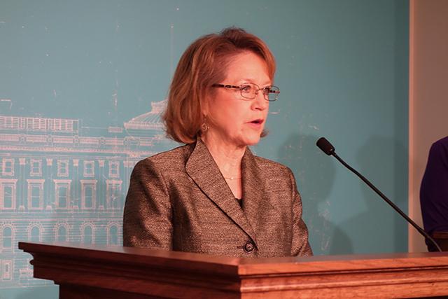 State Rep. Linda Runbeck