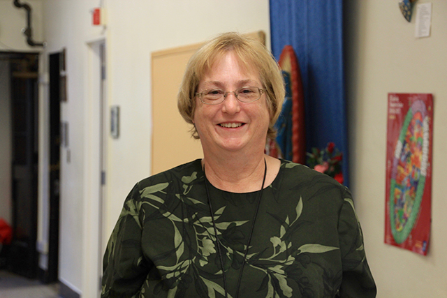 Risen Christ Catholic School Principal Liz Ramsey
