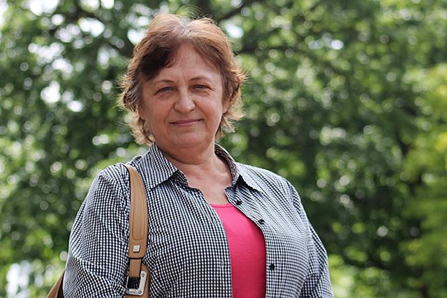 Ludmila Doiakulich