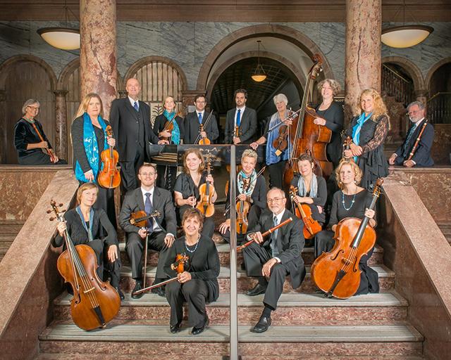 """Lyra Baroque presents """"Redemption: Bach & Vivaldi"""""""