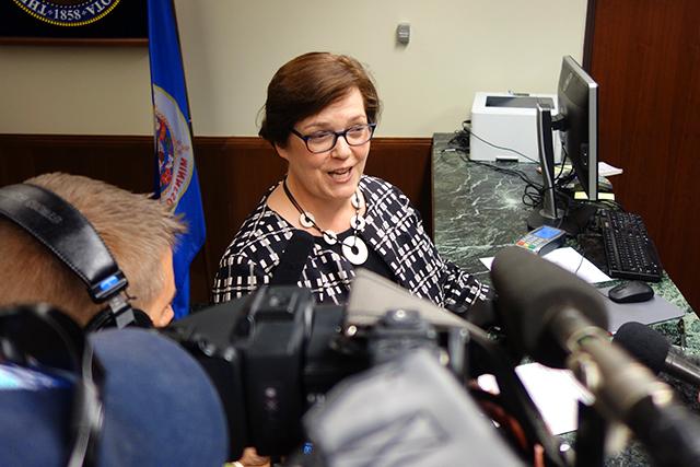 Former House Speaker Margaret Anderson Kelliher