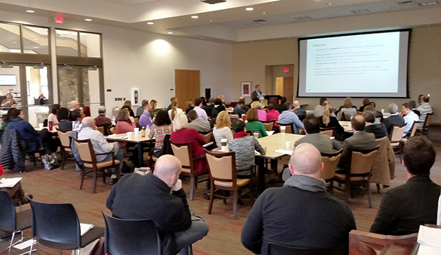 Dozens attended Minnesota Comeback's second coalition meeting.