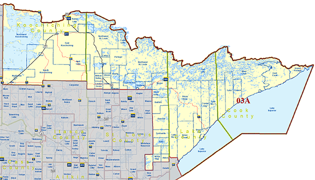 Minnesota House District 3A