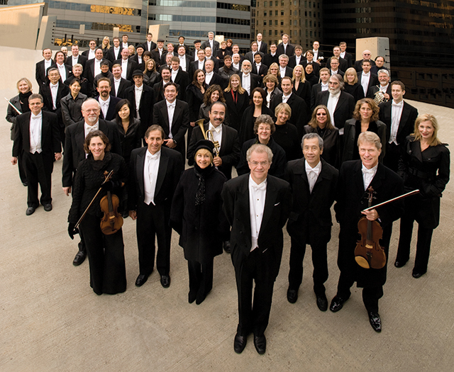 Osmo Vanska and the Minnesota Orchestra