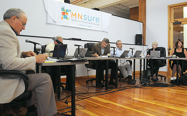 The MNsure exchange board