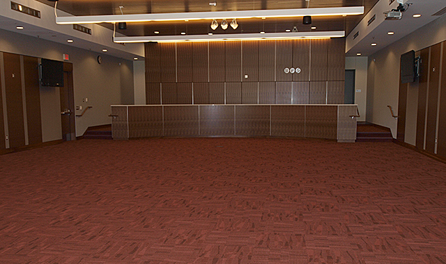 MPS Davis Center assembly room