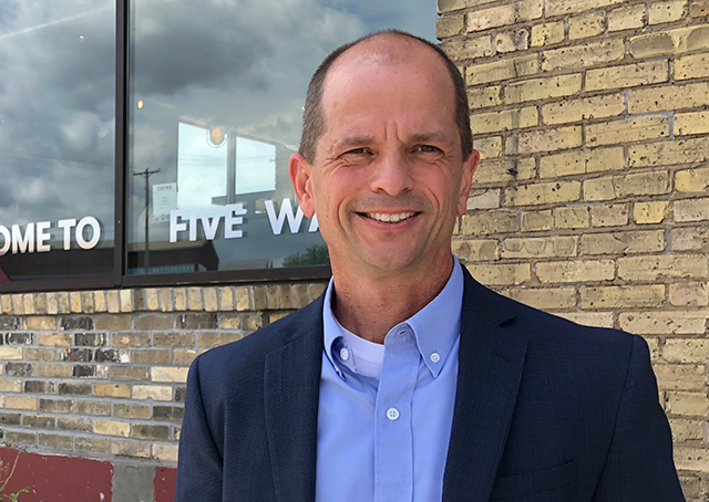 Minneapolis lawyer Mark Haase