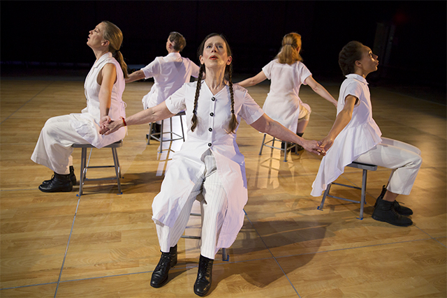 Meredith Monk & Vocal Ensemble Cellular Songs