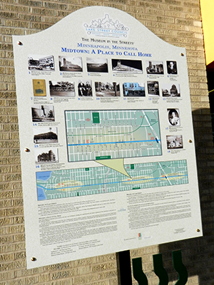 Midtown was the location of the first St. Mary's Greek Orthodox Church, adjacent to what is now the Midtown Global Market.